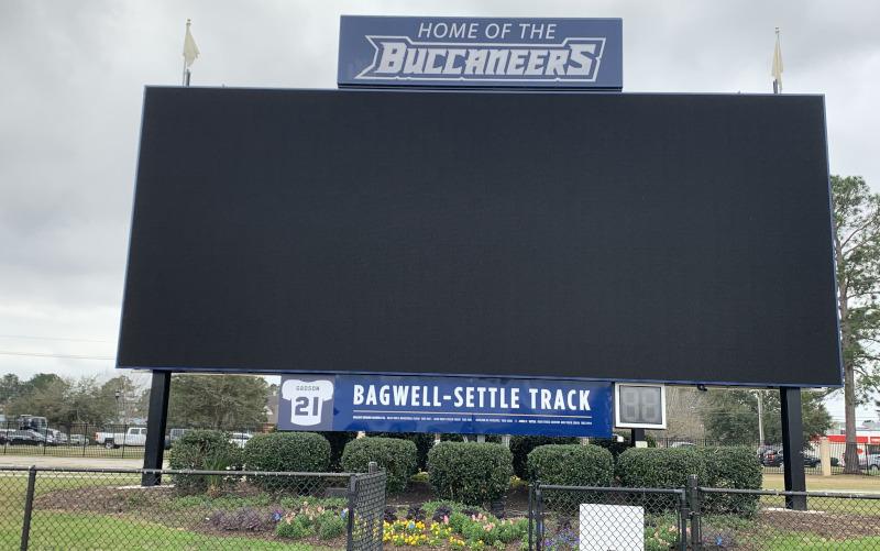 CSU scoreboard