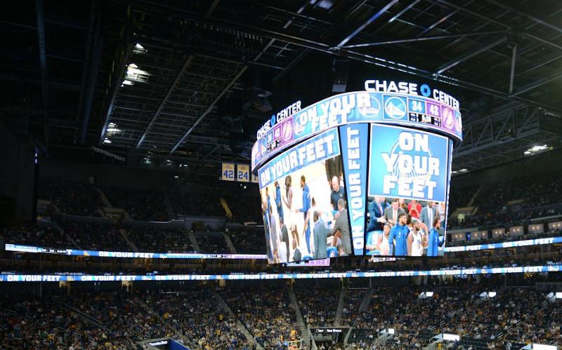 golden state warriors scoreboard